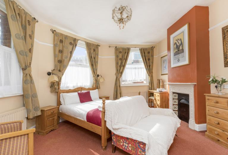 Railway Hotel, Faversham - Room 4