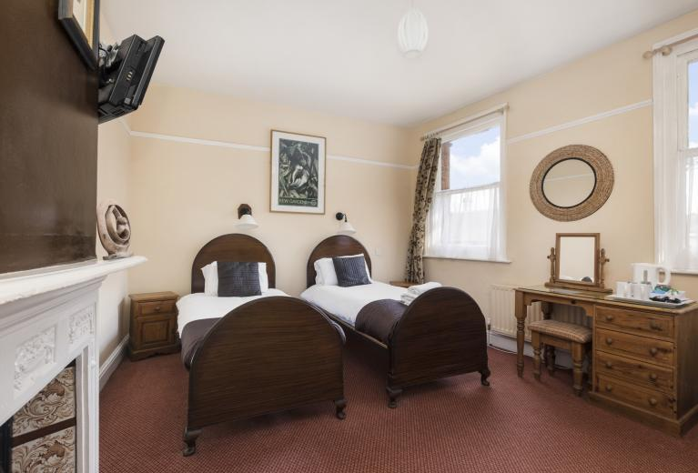 Railway Hotel, Faversham - Room 3